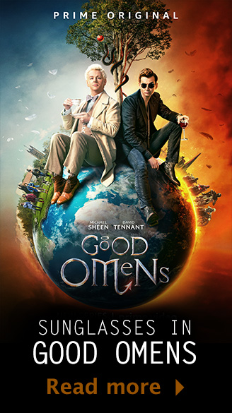 Good Omens sunglasses