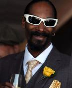 Snoop Dogg wears Arnette 4115 Slammer sunglasses