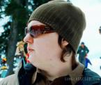 Clark Duke wearing Spy Hailwood sunglasses in the movie Hot Tub Time Machine