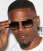 Jamie Foxx wearing Dita Mach-One sunglasses