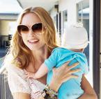 Heather Graham wears Dita Wonderlust sunglasses in the 2009 movie The Hangover