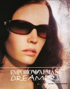 Eva Green wearing Emporio Armani 9138 sunglasses in a 2004/2005 Emporio Armani D
