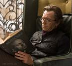 Gary Oldman wearing Face à Face Woody eyeglasses in The Book of Eli