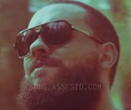 MAYDAY's Wrekonize wears IVI Hunter sunglasses in the music video Fuel the Fire.