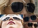 Jennifer Lawrence wearing Toms Navigator sunglasses in Joy