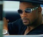 Will Smith wearing Loree Rodkin Hunter Sunglasses by Sama Slate in Focus