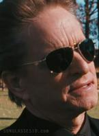 Michael Douglas wearing Oliver Peoples Benedict sunglasses in the movie Solitary