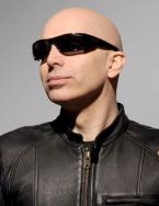 Joe Satriani seems to wear Oakley Gascan sunglasses