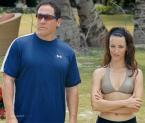 Jon Favreau wearing Oakley Radar Path in the movie Couples Retreat