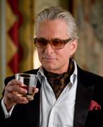 Michael Douglas wearing the sunglasses in Ghosts of Girlfriends Past