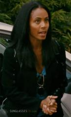 Jada Pinkett Smith with the Prada 55HS sunglasses in The Women