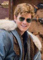 Luke Ford wearing Ray-Ban 3030 Outdoorsman sunglasses in The Mummy 3