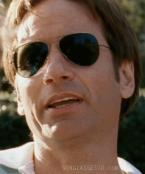David Duchovny wears Ray-Ban 3025 Aviator sunglasses in The Joneses