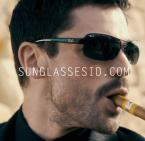 Dominin Cooper wearing Ray-Ban RB3379 sunglasses in The Devil's Double.