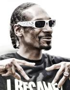 Snoop Dogg with his white Serious Pimp OG Bandana shades