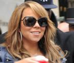 Mariah Carey wearing Tom Ford Raquel sunglasses