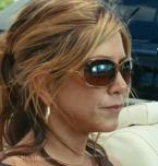 Jennifer Aniston wearing the Tom Ford Jennifer sunglasses in The Bounty Hunter