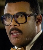 Tyler Perry wears a pair of Ultra Goliath eyeglasses in Teenage Mutant Ninja Turtles: Out of the Shadows (2016).
