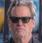 Jeff Bridges wears Moscot Zetz sunglasses in The Only Living Boy In New York.