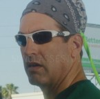 Rob Riggle wears Oakley Flak Jacket sunglasses in How To Be A Latin Lover.