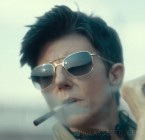 Tig Notaro wears Randolph Engineering Aviator sunglasses in Army Of The Dead.