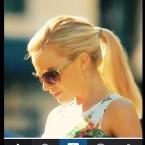 Margot Robbie wears Sama Gossip sunglasses in Focus.