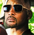 Will Smith wears Sama No Hunger sunglasses in the 2020 movie Bad Boys For Life.