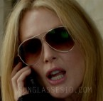 Julianne Moore wearing Tom Ford Peter sunglasses in Maps to the Stars