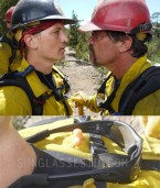 Miles Teller (left) wears Wiley X Romer 3 in Only The Brave.