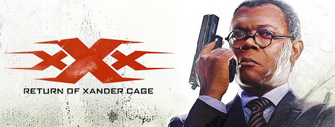 Eyewear worn in xXx: The Return of Xander Cage
