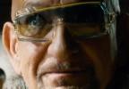 Ben Kingsley wears a pair of vintage Cazal 858 sunglasses in the movie Collide.