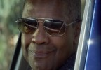 Denzel Washington wears Ray-Ban Colonel RB3560 sunglasses in the movie The Little Things.