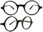 Old Focals Rounds black