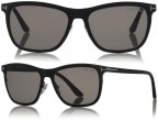 Tom Ford FT0526 Alasdhair, Matte Black (color code 02A)