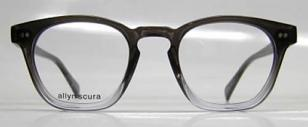 Allyn Scura Legend, Grey Smoke Fade frame