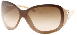 Chanel CH 6032, beige frame, gradient lenses, color code 1018/13