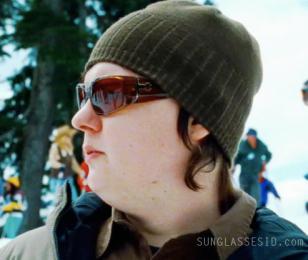 Clark Duke wearing Spy Hailwood sunglasses in the movie Hot Tub Time Machine