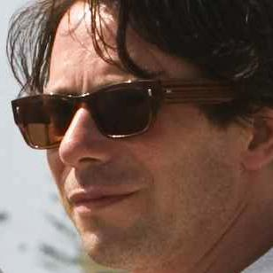 Close-up of Mathieu Amalric and his Cutler and Gross 0425 sunglasses in Quantum of Solace