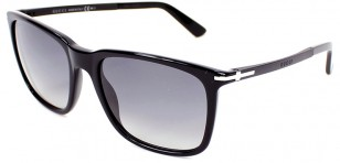 Gucci GG 1104/S black, grey shaded polarized lens