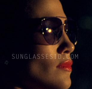 Jennifer Lopez sports Gucci Aviator Sunglasses in new music video 'I'm Into You'