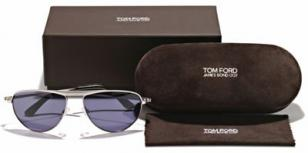 Tom Ford 108 sunglasses in the special 007 James Bond packaging