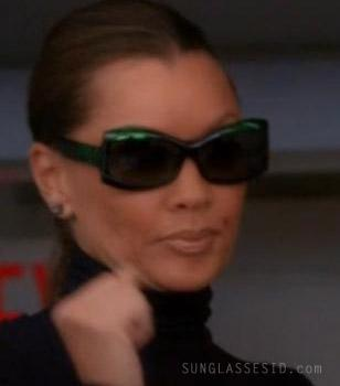 Vanessa Williams as Wilhemina Slater wearing Jee Vice's Fabulous frames