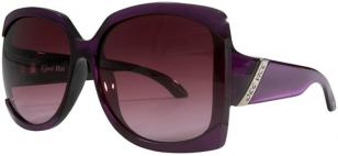 Jee Vice Red Hot, Deep Purple frame and Grey Fade to Rose lenses
