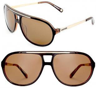 Lacoste LA12431, Limited 75th Anniversary Edition, frame color Brown