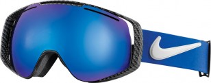 Nike Khyber Goggle (with Dark Smoke Blue Ion lens, the model also comes with a Yellow Red Ion)