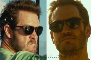 Mark-Paul Gosselaar wears Oakley Enduro sunglasses in the movie Precious Cargo.