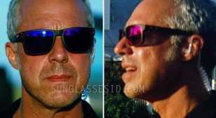 Titus Welliver wears Oakley Holbrook sunglasses in Transformers: Age of Extinction