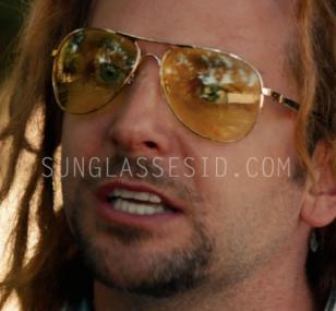 Bradley Cooper in Hit & Run, wearing Oakley Plaintiff sunglasses