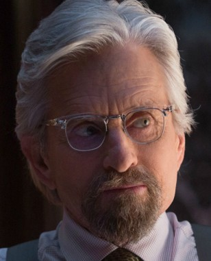 Michael Douglas wears Old Focals Advocate eyeglasses in Ant-Man