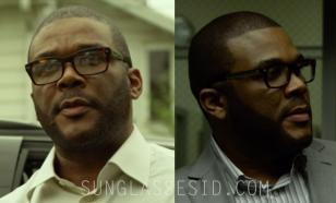 Tyler Perry wears Old Focals Ironsides in Gone Girl